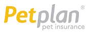 PetPlan logo for the pet insurance and resources page of the All Creatures Great and Small Veterinary Clinic website.