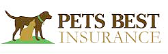 Pets Best Insurance logo for the pet insurance and resources page of the All Creatures Great and Small Veterinary Clinic website.