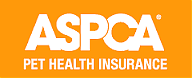 ASPCA Pet Insurance logo for the pet insurance and resources section of the All Creatures Great and Small Veterinary Clinic website.