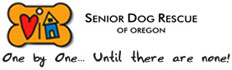 Oregon Senior Dog Rescue